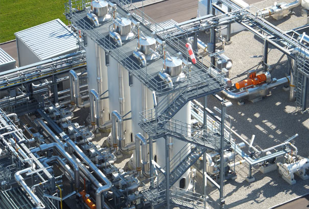 Natural Gas Conditioning Unit